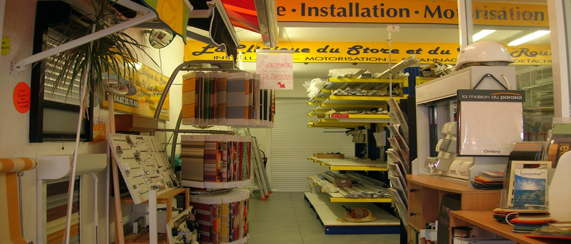 la clinique du store magasin interieur 2