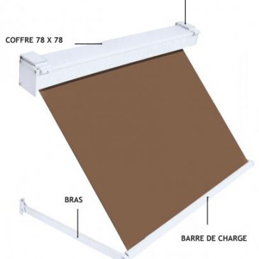 Coffre 78 PROBOX projection
