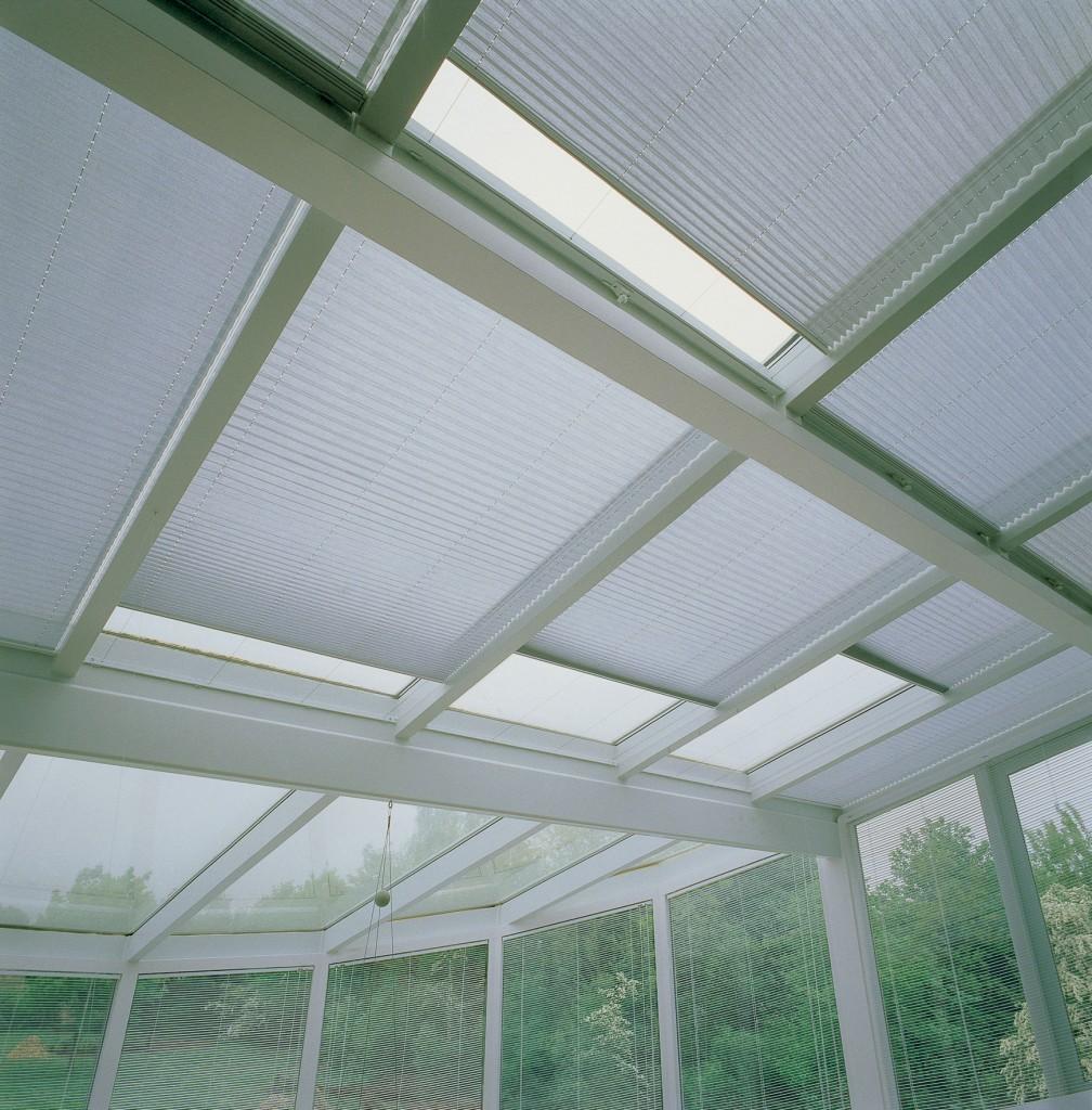 store plissé veranda