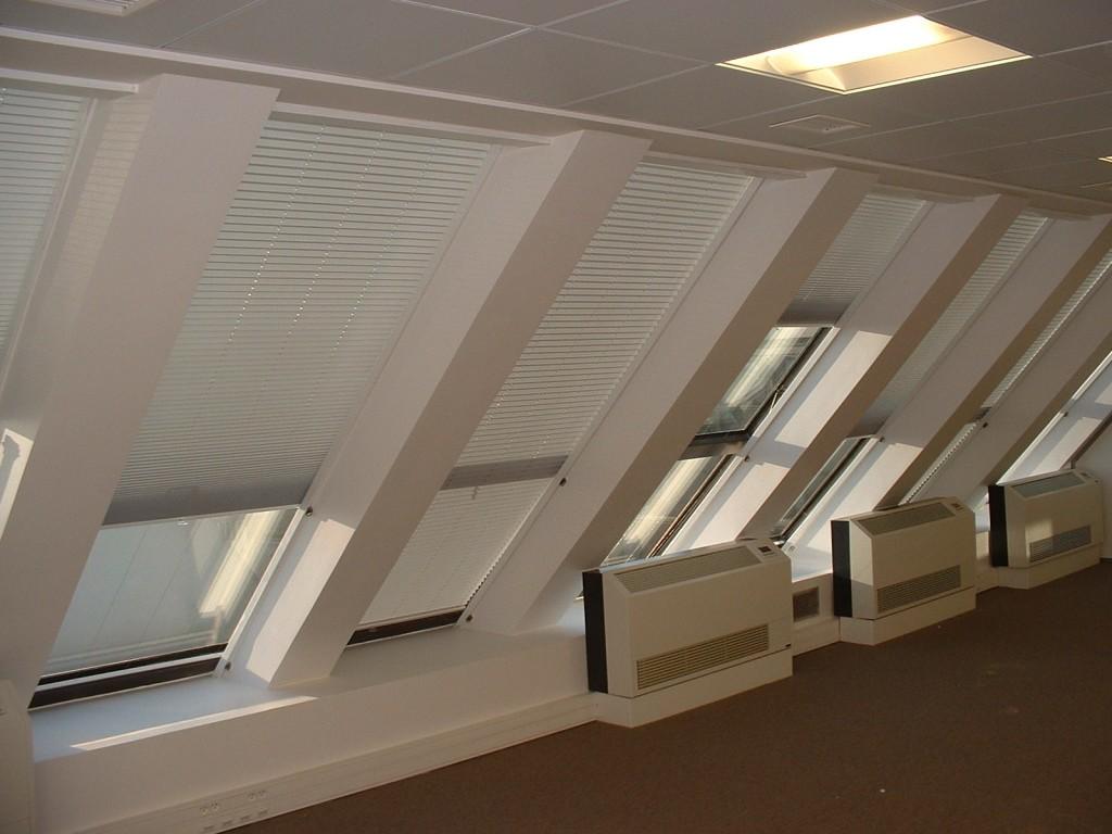 stores plisses toit