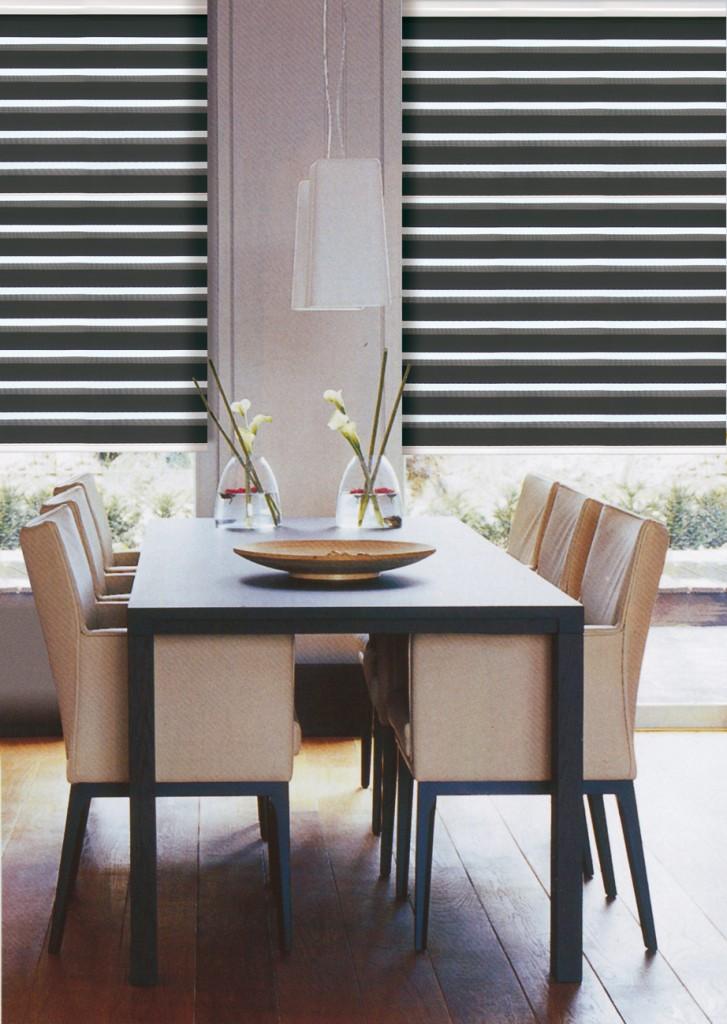 stores varilight diningroom-black